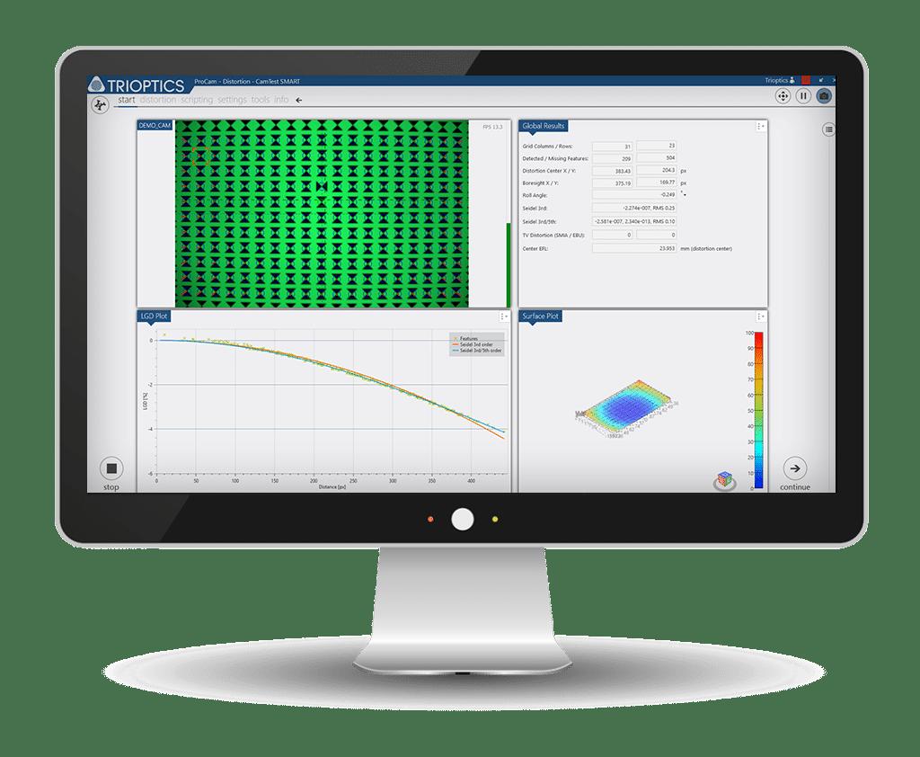 CamTest-software