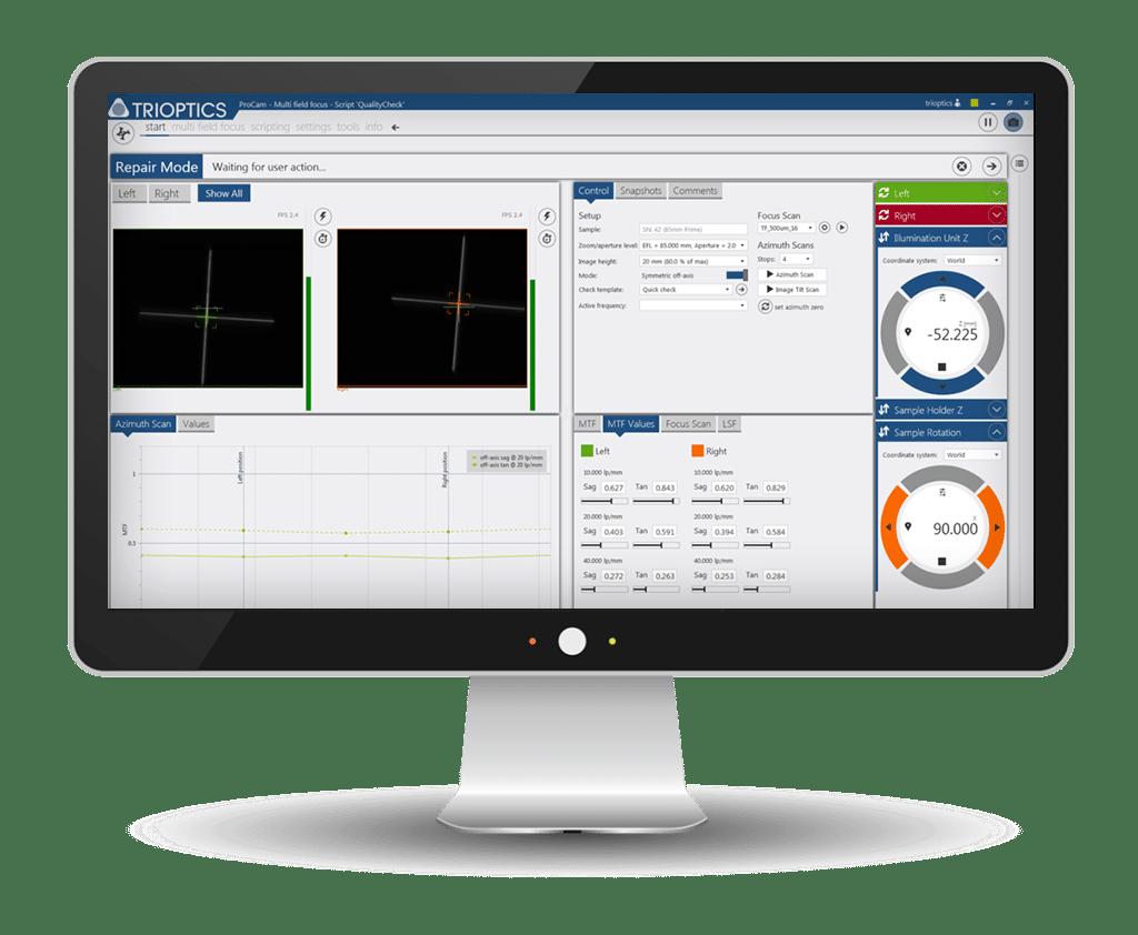 Screenshot-Software-ImageMaster-Cine-Lens-repair-mode