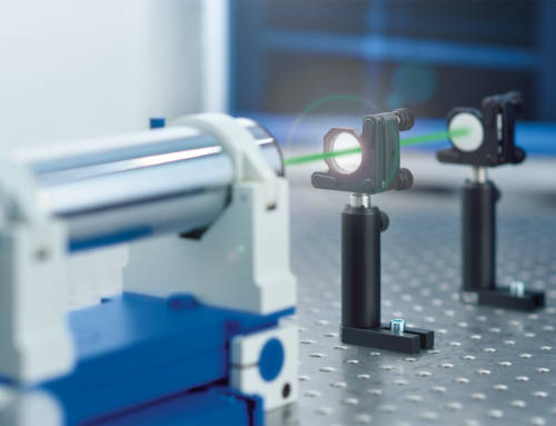 WINKELMESSUNG IN ECHTZEIT: TriAngle Autokollimatoren im Maschinenbau