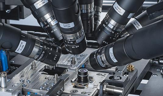 Camera Testing im Automotive-Bereich