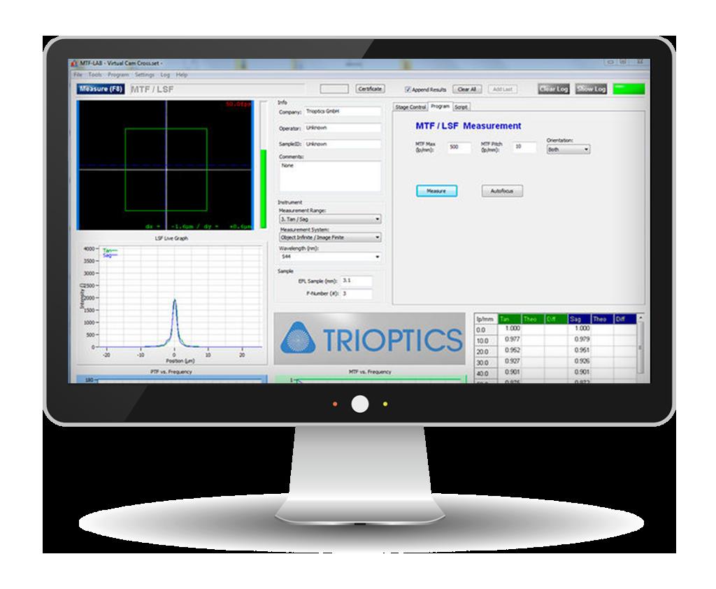 MTF-Lab-Screenshot
