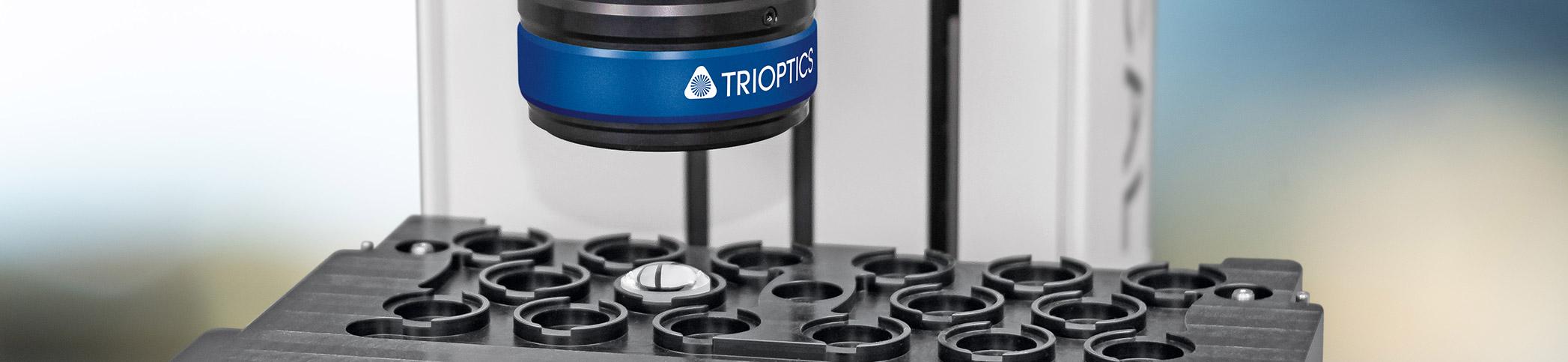TRIOPTICS Applications µPhase®