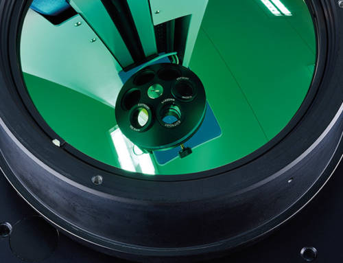INNOVATION:OptiCentric® Linear sets new standards
