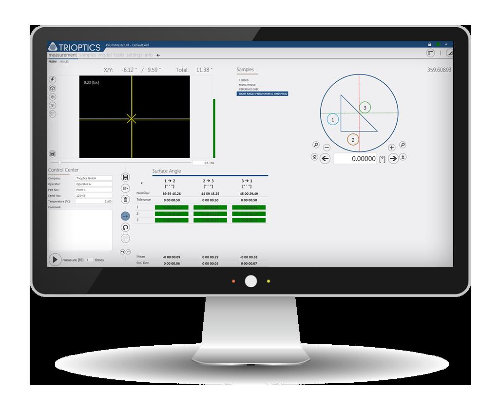 PrisMaster Software